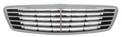 Решетка радиатора для Mercedes S-class W220 '98-02 комплект (FPS)