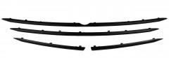 Решетка радиатора для Suzuki Grand Vitara '01-05 черная, комплект (FPS)
