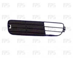 Решетка бампера для Audi 80 '91-94 левая (FPS)