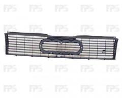 Решетка радиатора для Audi 80 '86-91 черная (FPS)