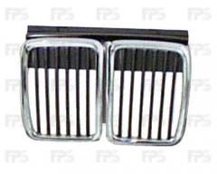 Решетка радиатора для BMW 3 E30 '87-91 средняя (FPS)