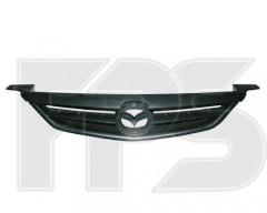 Решетка радиатора для Mazda 323 '01-03 комплект, под покраску (FPS)