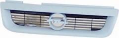 Решетка радиатора для Opel Vectra A '92-95 под лого (FPS)