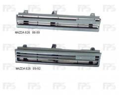 Решетка радиатора для Mazda 626 '88-96 (GD, GW) серая (FPS)