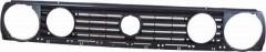 Решетка радиатора для Volkswagen Golf II '87-91 четрые отв. (FPS)