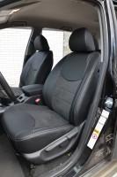 Авточехлы Leather Style для салона Toyota RAV4 '06-12 (MW Brothers)