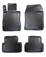 Коврики в салон для Honda Accord 8 '08-13 EUR полиуретановые (L.Locker)