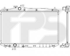 Радиатор охлаждения двигателя для HONDA (KOYORAD) FP 30 A1397-X
