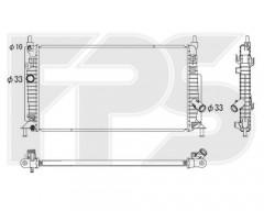 Радиатор охлаждения двигателя для MAZDA (KOYORAD) FP 44 A306-X