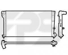 Радиатор охлаждения двигателя для CITROEN / PEUGEOT (FPS) FP 20 A62