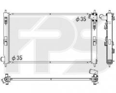 Радиатор охлаждения двигателя для MITSUBISHI (KOYORAD) FP 48 A1372-X