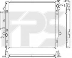 Радиатор охлаждения двигателя для TOYOTA (KOYORAD) FP 70 A1315-X
