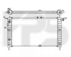 Радиатор охлаждения двигателя для DAEWOO (FPS) FP 22 A774-P