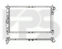 Радиатор охлаждения двигателя для DAEWOO (FPS) FP 22 A775-P