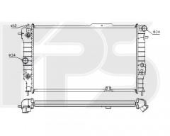 Радиатор охлаждения двигателя для OPEL (FPS) FP 52 A286