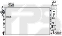 Радиатор охлаждения двигателя для PEUGEOT (FPS) FP 54 A339