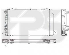 Радиатор охлаждения двигателя для AUDI (FPS) FP 12 A411