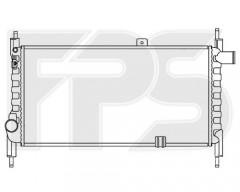 Радиатор охлаждения двигателя для OPEL (FPS) FP 52 A250