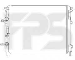 Радиатор охлаждения двигателя для DACIA / RENAULT (FPS) FP 27 A391