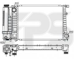 Радиатор охлаждения двигателя для BMW (FPS) FP 14 A17-P