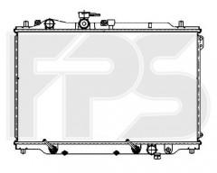 Радиатор охлаждения двигателя для MAZDA (FPS) FP 44 A1070