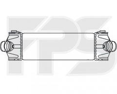 Интеркулер для FORD (BEHR) FP 28 T74-X
