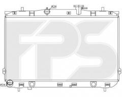 Радиатор охлаждения двигателя для HYUNDAI (HCC) FP 32 A960-X