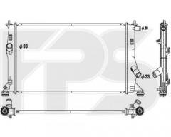 Радиатор охлаждения двигателя для MAZDA (KOYORAD) FP 44 A1382-X
