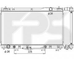 Радиатор охлаждения двигателя для TOYOTA (KOYORAD) FP 70 A1304-X