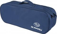 Сумка технической помощи Subaru синяя