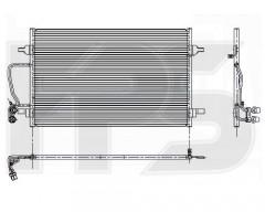 Радиатор кондиционера для AUDI (FPS) FP 12 K187