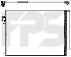 Радиатор кондиционера для BMW (NRF) FP 14 K150-X