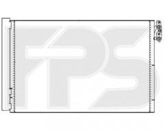 Радиатор кондиционера для BMW (BEHR) FP 14 K366-X