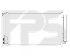 Радиатор кондиционера для FIAT (Nissens) FP 26 K151