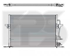 Радиатор кондиционера для FORD (Nissens) FP 28 K70