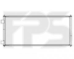 Радиатор кондиционера для FORD (Koyorad) FP 28 K81-X