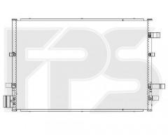 Радиатор кондиционера для FORD (NRF) FP 28 K84-X