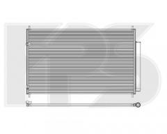 Радиатор кондиционера для ACURA (Koyorad) FP 30 K272-X