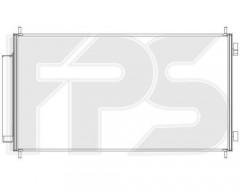 Радіатор кондиціонера для HONDA (FPS) FP 30 K489-X