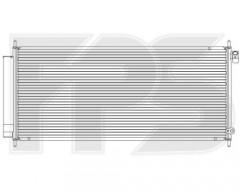 Радиатор кондиционера для HONDA (NRF) FP 30 K85-X