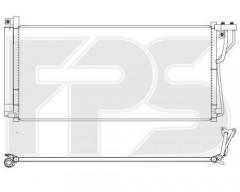 Радиатор кондиционера для HYUNDAI (OEM) FP 32 K511-X