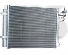 Радиатор кондиционера для KIA (OEM) FP 40 K508-X
