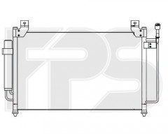 Радиатор кондиционера для MAZDA (Koyorad) FP 44 K419-X