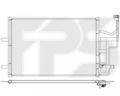 Радиатор кондиционера для MAZDA (Koyorad) FP 44 K471-X