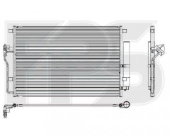 Радиатор кондиционера для MERCEDES / VW (Koyorad) FP 46 K148