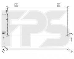 Радиатор кондиционера для MITSUBISHI (Koyorad) FP 48 K90-X
