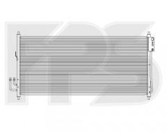 Радиатор кондиционера для NISSAN (FPS) FP 50 K244-X