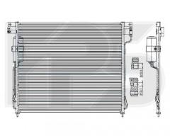 Радиатор кондиционера для NISSAN (NRF) FP 50 K352