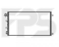Радиатор кондиционера для NISSAN (Nissens) FP 50 K422