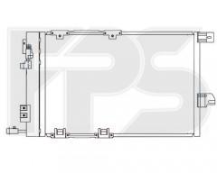 Радиатор кондиционера для OPEL (Nissens) FP 52 K121